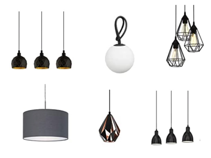 Lampe zum hängen