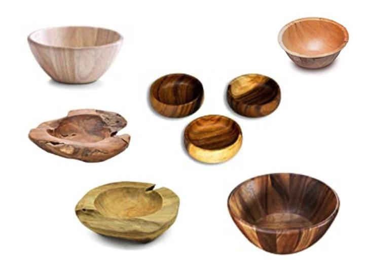 Schale Holz