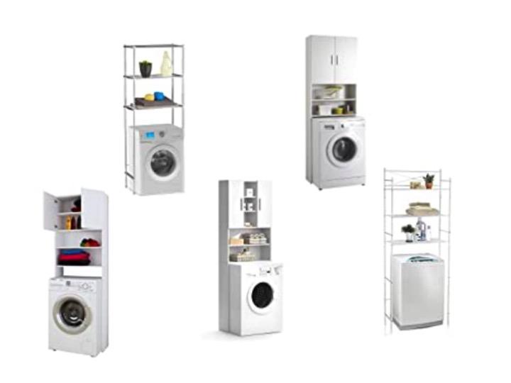 Waschmaschine Regal