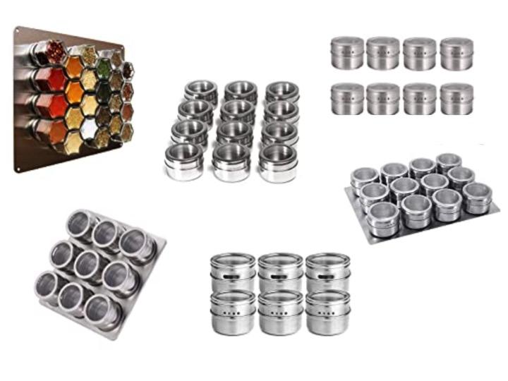 magnetischer Gewürzbehälter