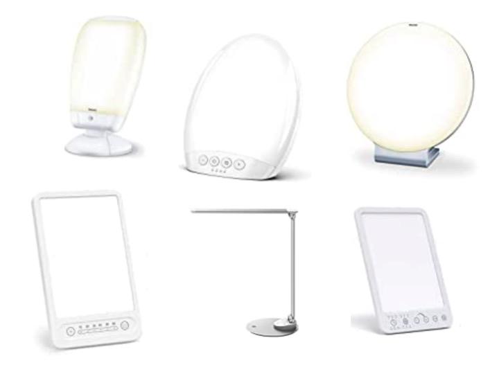 Tageslichtlampe Schreibtisch