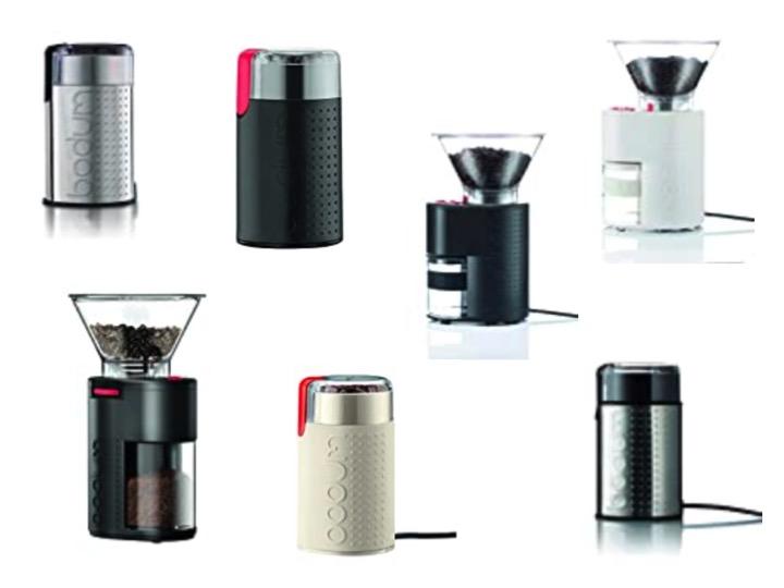 Kaffeemühle Bodum