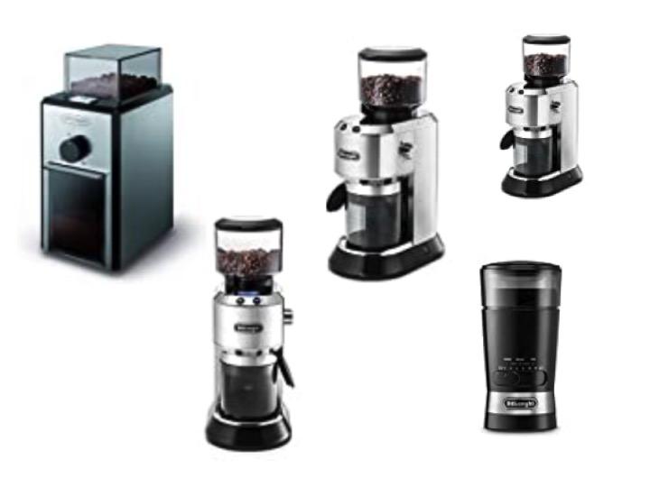 Kaffeemühle Delonghi