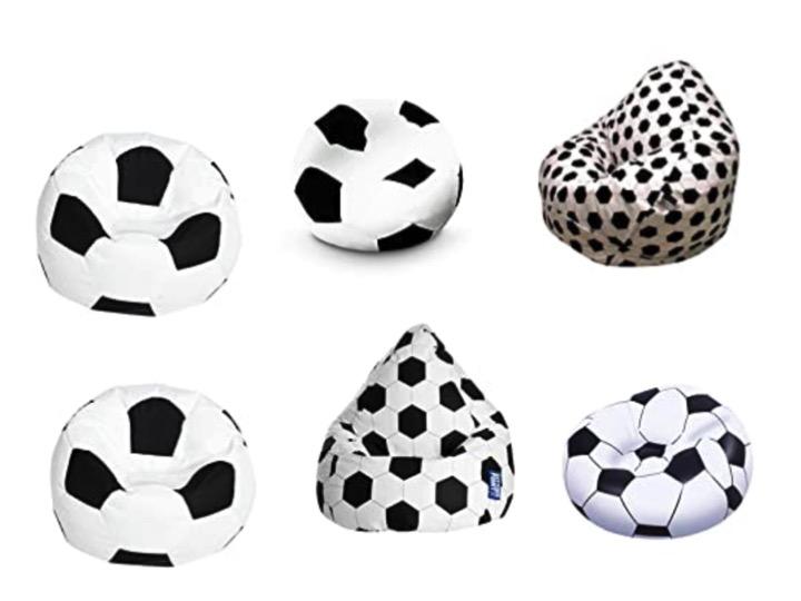 Sitzsack Fussball