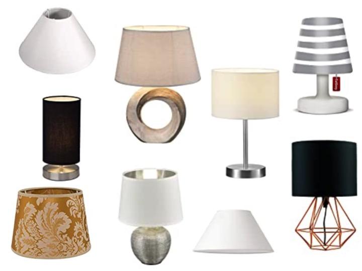 tischleuchte lampenschirm
