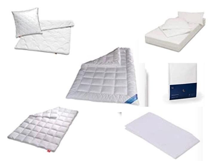 Bettwäsche antiallergische